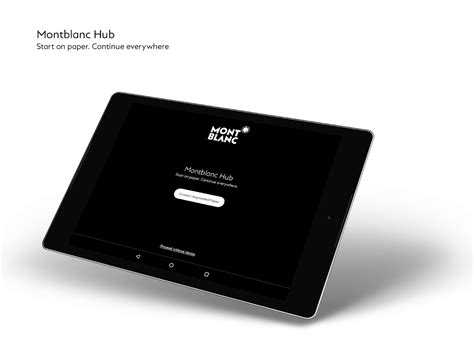 Dompet Montblanc Button Cards montblanc hub android apps on play