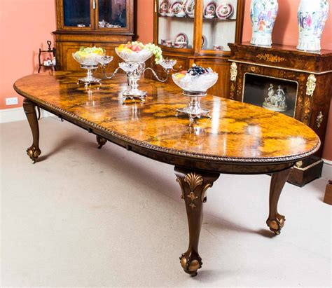 antique dining room table styles antique queen anne style dining table and eight chairs