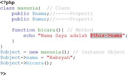 fungsi setter dan getter pada java oop memahami object class properti dan method