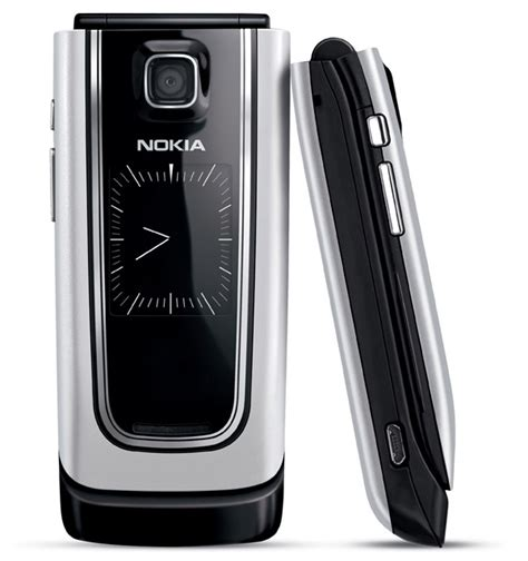 Hp Nokia Flip 2720 nokia 6555 un m 243 vil con reloj 243 gico tuexperto