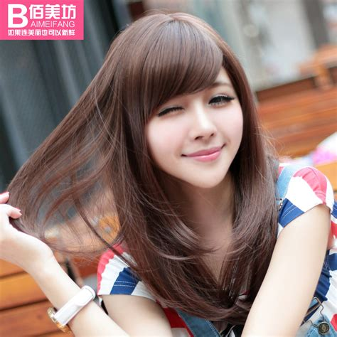 Rambut Palsu Panjang 1000 images about hair on korean hairstyles