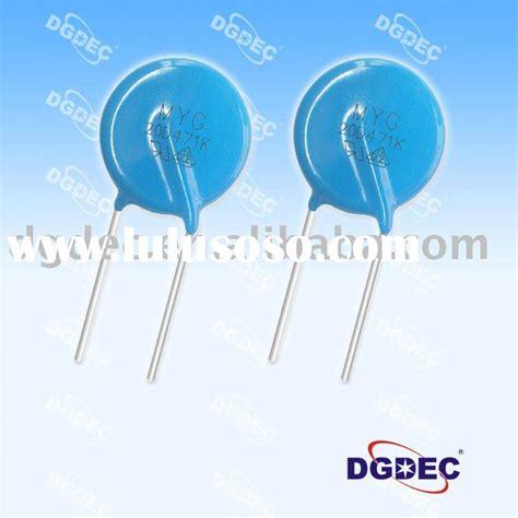 varistor y capacitor ceramic disc capacitor 104 50v y5p for sale price china manufacturer supplier 1007820