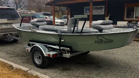 old boat smell new boat smell hyde montana skiff headhunters fly shop