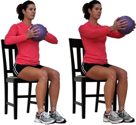 medicine chair exercises do this seated workout from your chair