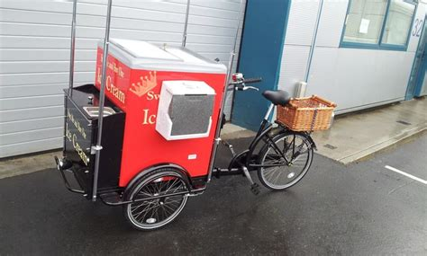food cart with sink 28 best images about ice cream bicycle on pinterest