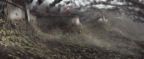 Great Wall Style neuer trailer zum umstrittenen the great wall mit matt damon erschienen