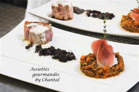 cuisine gastronomique fran軋ise recette filet agneau