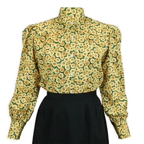 somerset blouse yellow floral