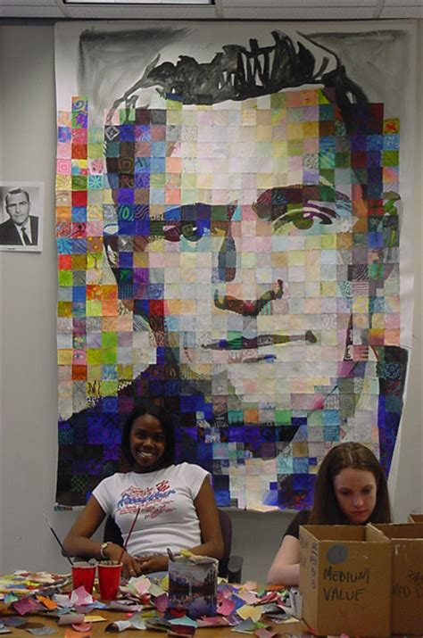 pattern art projects high school rod serling media page