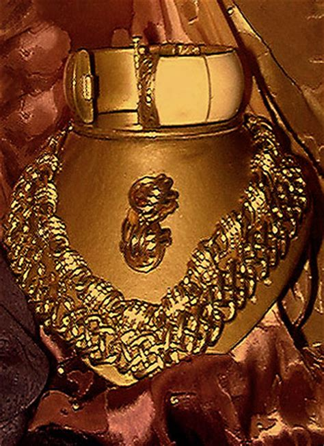 exclusive gold designer jewelry german decorations