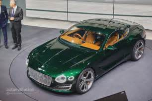 Bentley Exp A Bentley Exp 10 Speed 6 Rendering Awakens Our Interest In