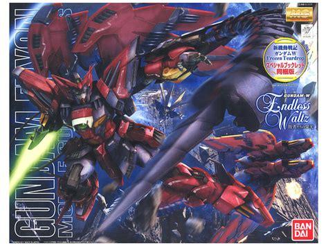 Mg 1 100 Gundam Epyon Bandai 1 100 mg gundam epyon ew ver by bandai hobbylink japan