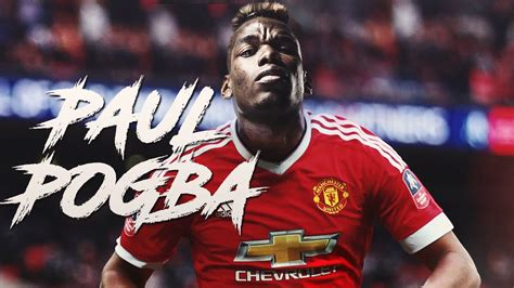 manchester united pogba should find paul pogba welcome to manchester united 2016 hd youtube