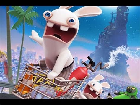 how to draw rabbids go home
