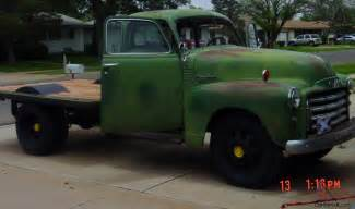 Dually Truck Parts And Accessories 1950 Gmc 250 Truck 1 Ton Dually Flat Bed Includes Lots Of