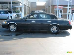 1999 black lincoln town car cartier 4695145 photo