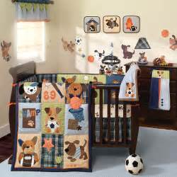 Baby Bedding Sets Outlet Lambs 174 Bow Wow Buddies 9 Crib Bedding Set
