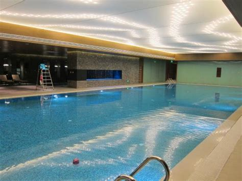 swimming pool in the basement basement swimming pool picture of renaissance beijing