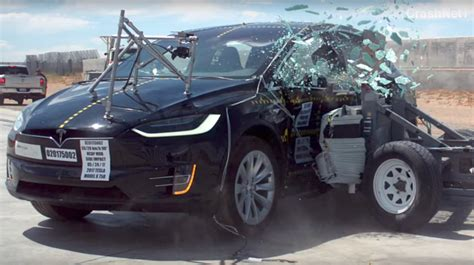 tesla model 3 safety tesla model x awarded 5 safety rating in every