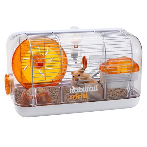 Kitchen Collectables Store by New Hamster Guinea Pig Cages Cristal Crate Carrier Bed