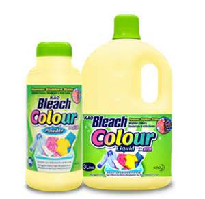 Can You Wash Colors With Bleach - bleach q and a kao laundry