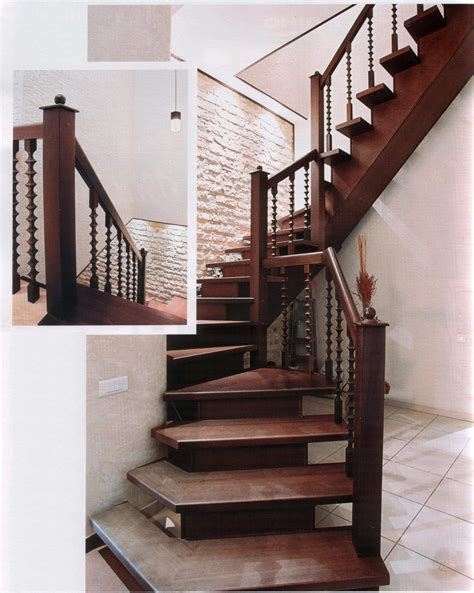 Wood Stair Design | wood staircase home interiors stylish home designs