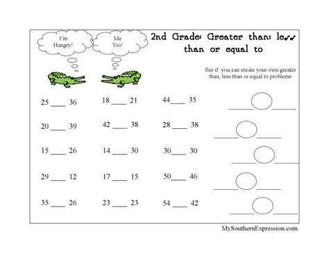 Greater Than Less Than Worksheets by Symbols For Greater Than Less Than Worksheet Worksheets