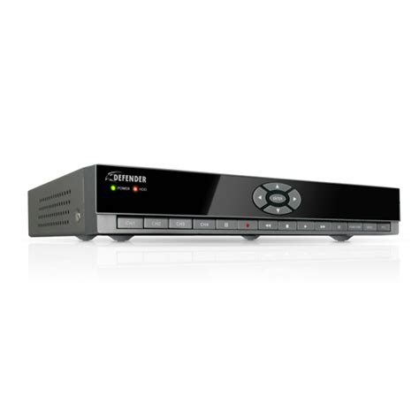 defender sn502 4ch x web ready 4 channel h 264 500gb hdd