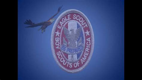 Ballad Of An Eagle Scout Free Presentation Youtube Eagle Scout Powerpoint Template