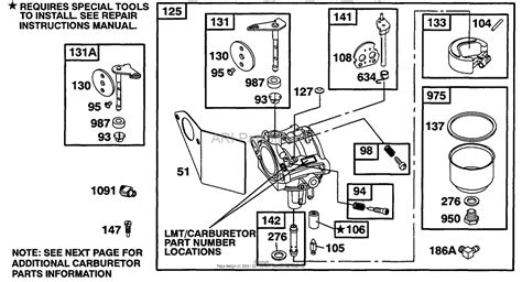 briggs and stratton 6 hp carburetor diagram briggs carburetor diagram pictures to pin on