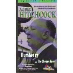 The Cheney Vase by Number 17 The Cheney Vase Vhs Alfred Hitchcock Tv