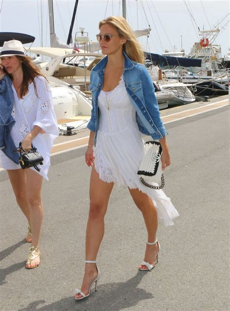 Style Bar Rafaeli by Bar Refaeli In Out In Antibes May 2014