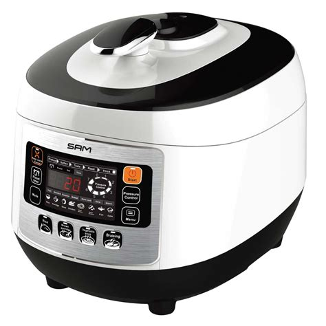 Jual Rice Cooker Sanken Stainless Steel commercial pressure cooker singapore commercial stainless steel pressure cooker harga promo