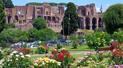 rosse roma concorso roseto comunale rassegne a roma evento