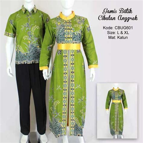 Anggrek Hijau gamis batik cibulan anggrek hijau gamis batik