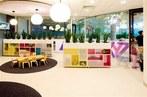 Australian Home Interiors the treehouse stockland childcare australian design review