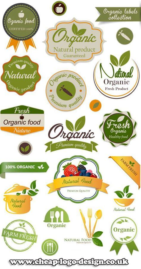 design organic label organic logo and label ideas www cheap logo design co uk