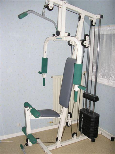 Banc De Musculation Suntrack by Cable Pour Banc De Musculation Sports Et Activit 233 S De