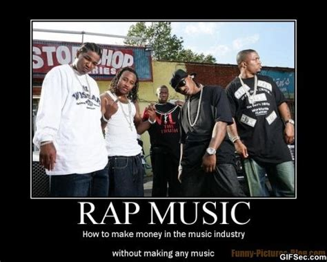 Rap Music Meme - rap music