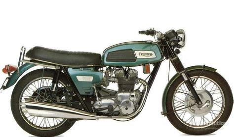 triumph trident t150 750 specs 1968 1969 1970 1971