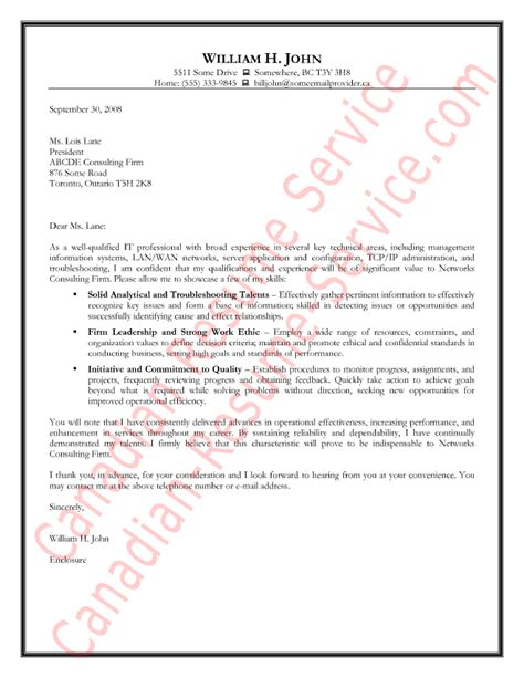 technology cover letter information technology cover letter exle intensive
