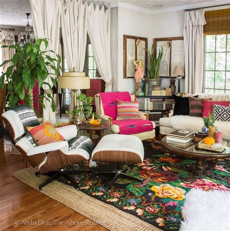 43 bohemian eclectic interior decorating 25 awesome bohemian living eclectic bohemian living room www pixshark com images