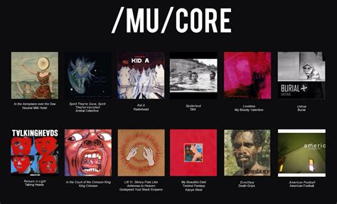 Meme Music Board - the mu core essentials 1 3 listen to better music