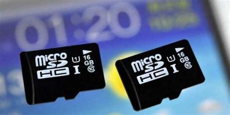 Microsd Untuk Smartphone class 6 atau 10 ini tips pilih kartu microsd untuk