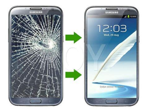 find genuine screen replacement service  samsung