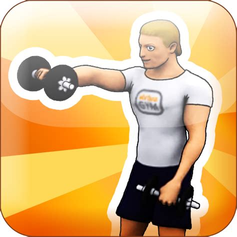 virtuagym fitness home appstore for android