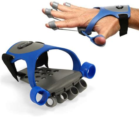 new tools and gadgets xtensor gamer exerciser gets your button mashing joystick wiggling fingers in fighting