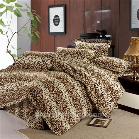 leopard print bedding amazing animal print bedding leopard print pattern