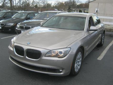2009 bmw 760li bmw 7 series 760li 2009 used for sale