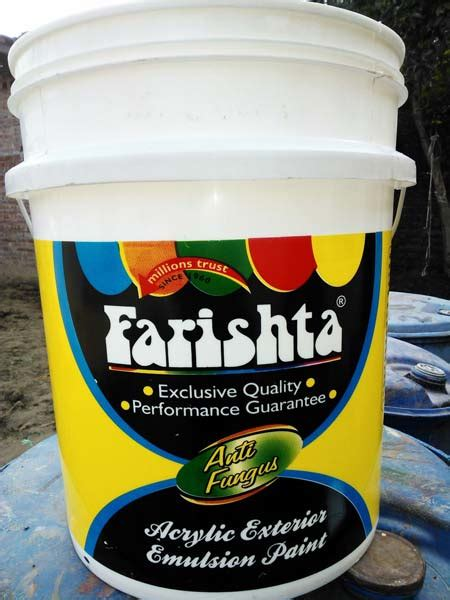 Waterproof Acrylic Emulsion Paint shastri paints industries acrylic emulsion paint